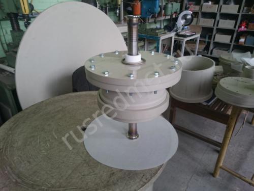 Уменьшенный нутч-фильтр НФЛ-0,035-225 ПП