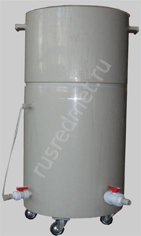 Нутч-фильтр НФП-0,25-630 ПП