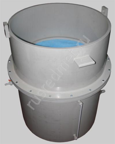 Нутч-фильтр НФП-0,7-1000 ПП
