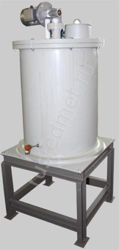 Реактор полипропиленовый 100л