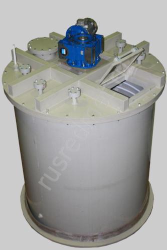 Реактор полипропиленовый 2000л