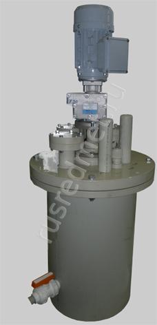 Реактор полипропиленовый РК-0,025 ПП 25 литров