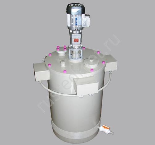 Реактор полипропиленовый РП-0,1 ПП